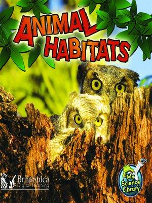 Animal Habitats by: Julie Lundgren