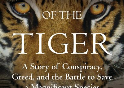 Blood of the Tiger by: J.A. Mills