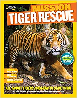 Mission Tiger Rescue – National Geographic for Kids