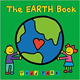 The Earth Book by: Todd Parr