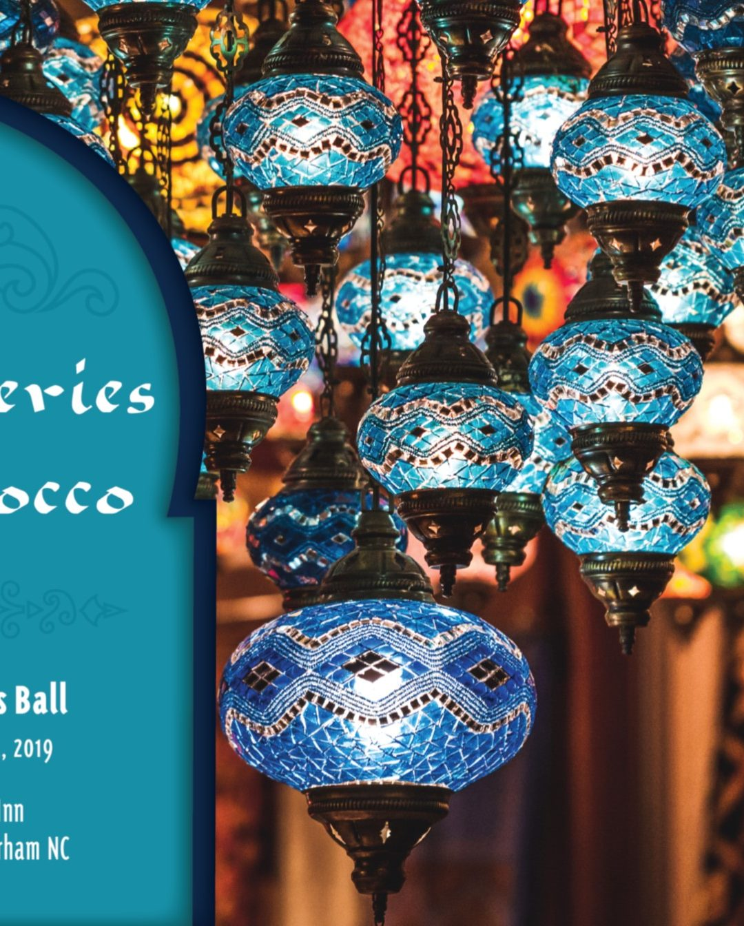 2019 Ball: The Mysteries of Morocco