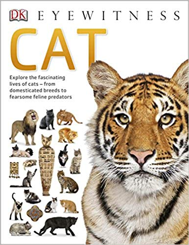 Eyewitness-Cats by: Juliet Clutton-Brock